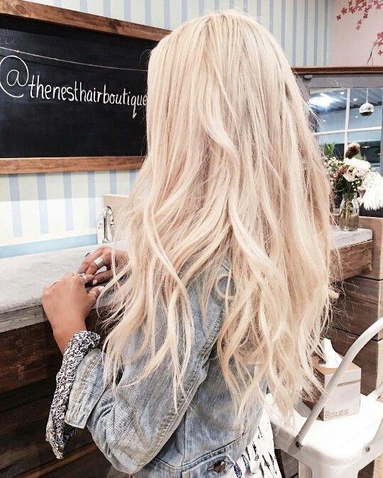 Pinterest Dewaeleona Blonde Hair