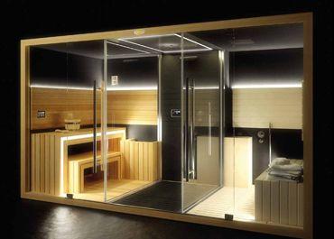 Sauna and hammam | Spa | Pinterest | Saunas, Jacuzzi and Spa