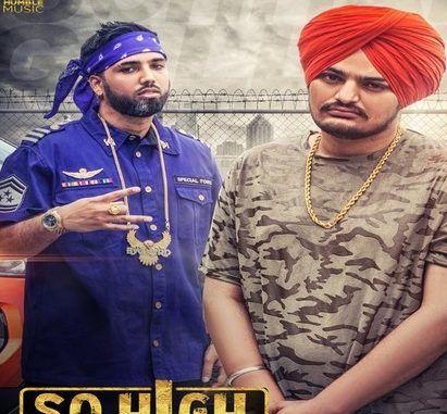 So High Remix Sidhu Moose Wala Feat Byg Byrd Dj Smita Gc Dj Remix High