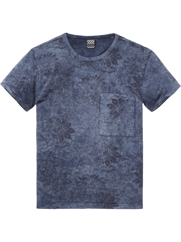 5d9b4db1d43 Marble Wash T-Shirt