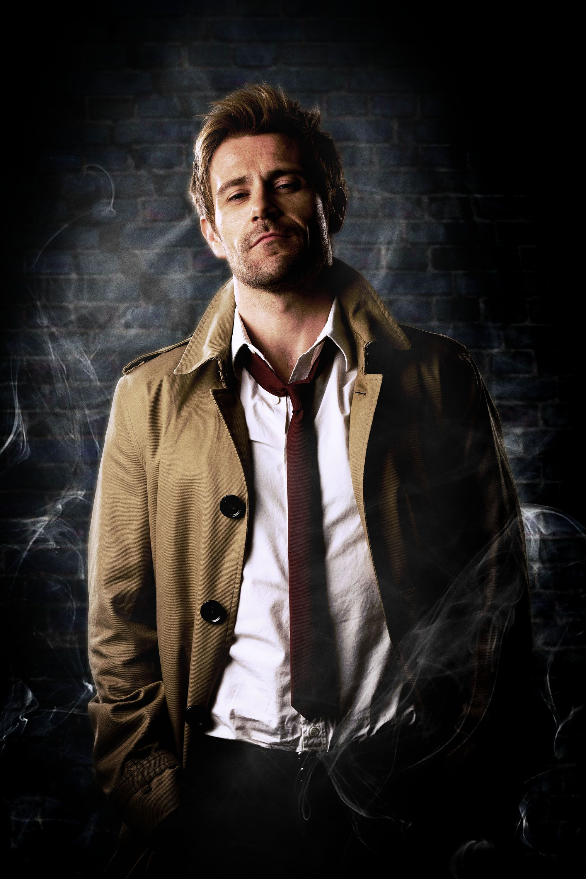 First Image Of Matt Ryan As Constantine Horrormovies Ca Matt Ryan Constantine Constantine Tv Constantine Tv Show