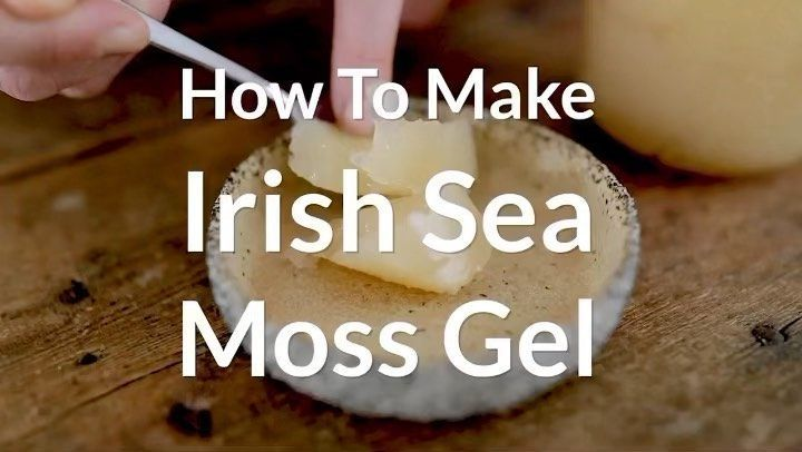 In case you were wondering how to make Irish Sea Moss Gel heres a little video we put together for you on how we... #irishsea In case you were wondering how to make Irish Sea Moss Gel heres a little video we put together for you on how we... #irishsea