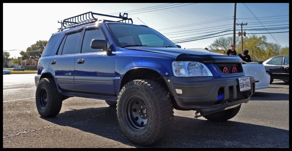 Project Bugout Build Thread Lifted Boosted 99 Cr V Honda Tech 4x4 Chicas