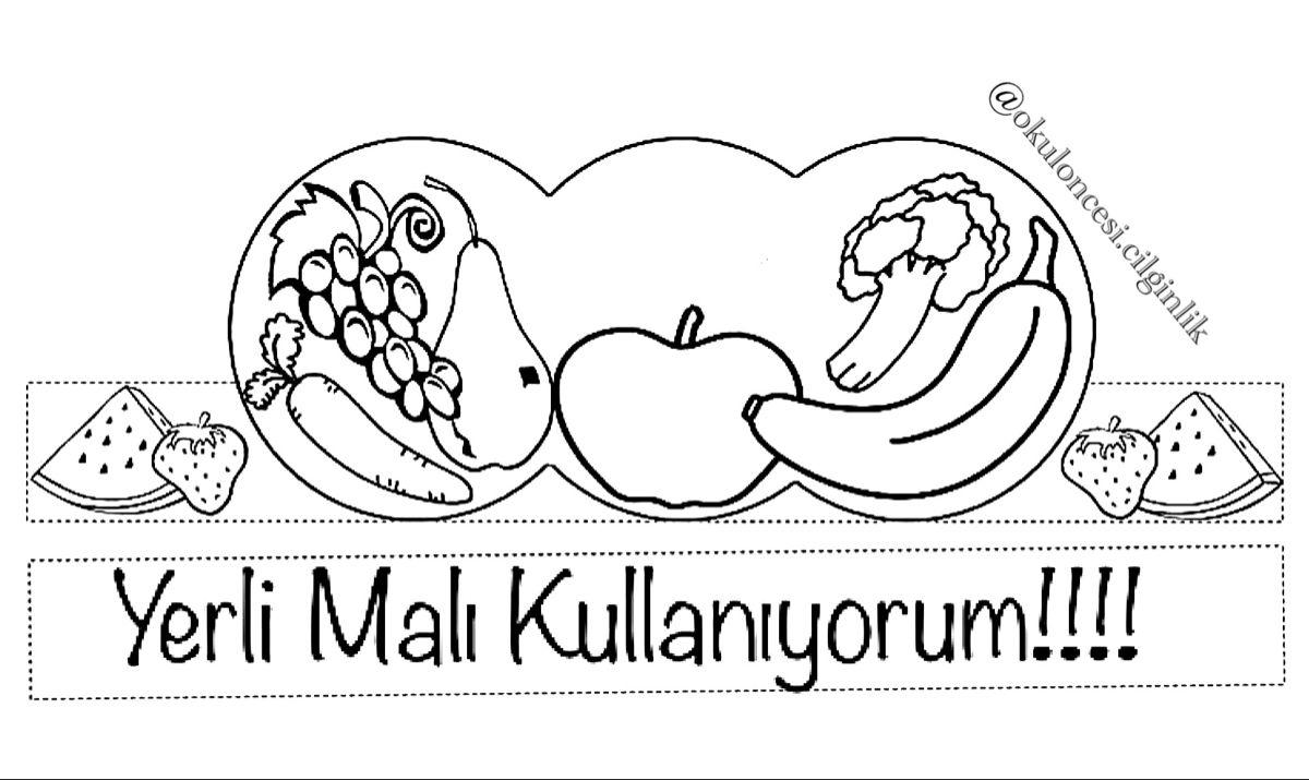 Ebru Bkts Adli Kullanicinin Yerli Mali Panosundaki Pin Malta Ari Sanat Anaokulu