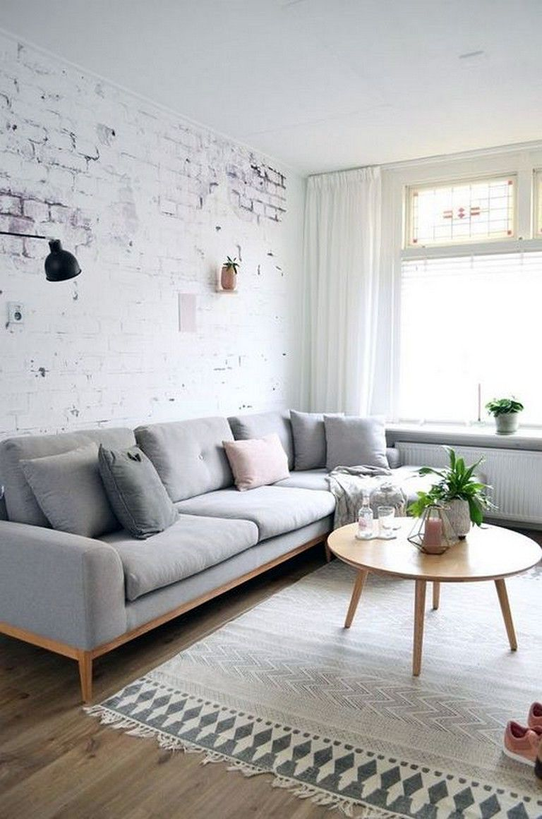 36 Beautiful Grey Scandinavian Living Rooms Ideas In 2020 Living Room Rug Placement Simple Living Room Living Room Scandinavian
