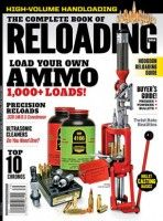 Hodgdon's Basic Reloading Manual includes data from three powder