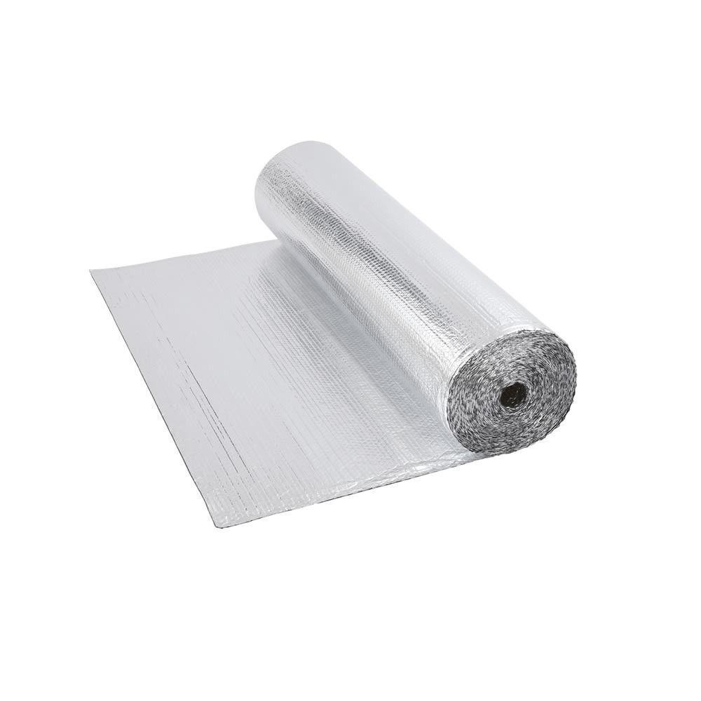 Biard double foil single layer air bubble wrap aluminum