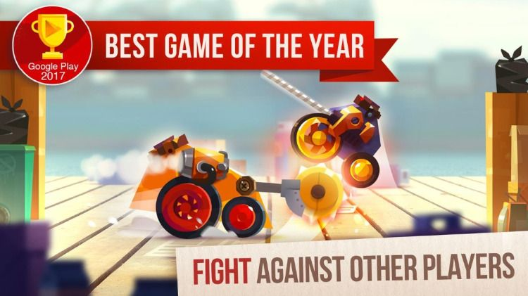 Let's play! CATS: Crash Arena Turbo Stars Game APK for