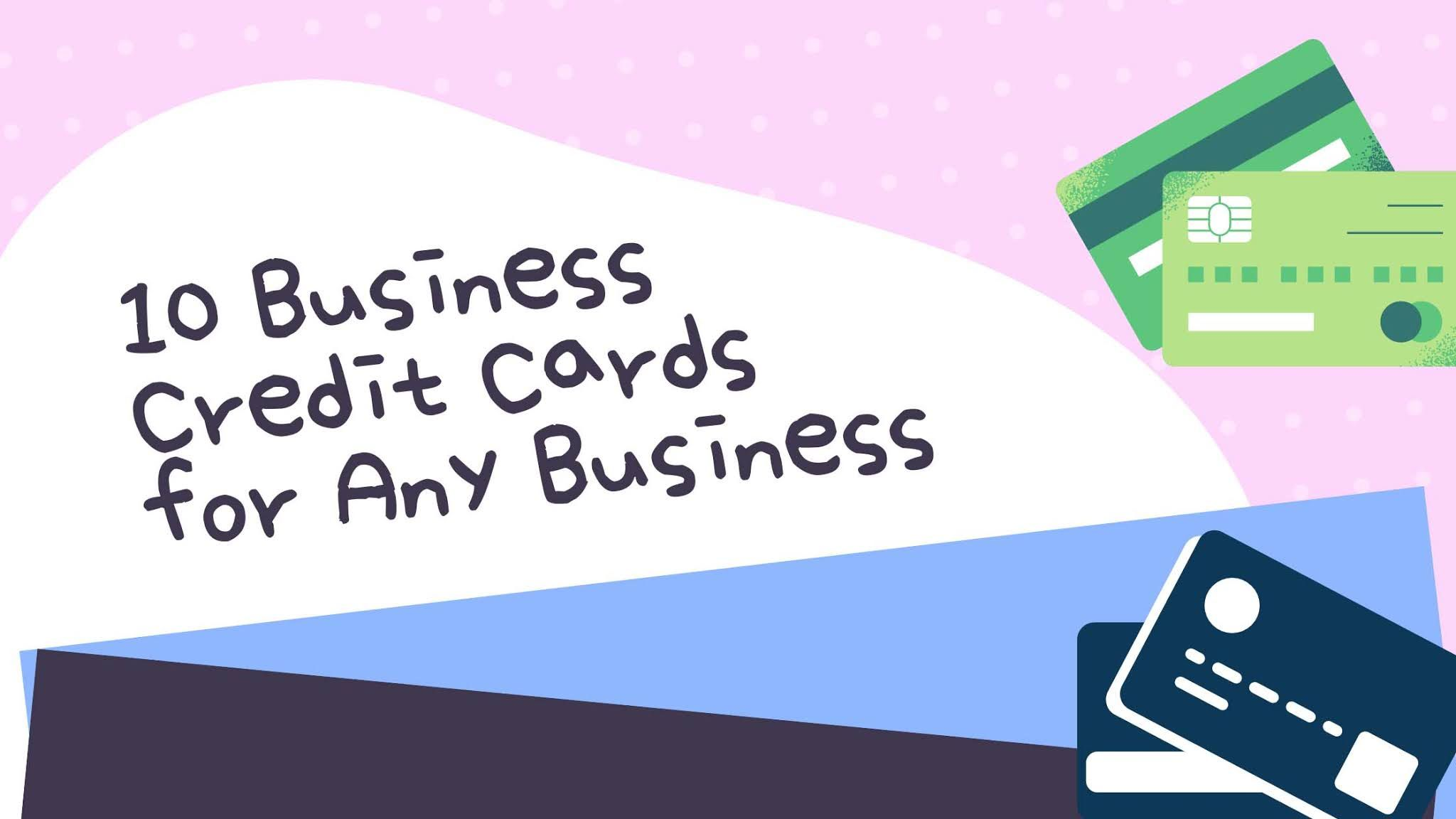 Getting A Business Credit Card It S Much Easier Than You May Think If You Haven T Had One Already So If You Haven Business Credit Cards Credit Card Cash Card