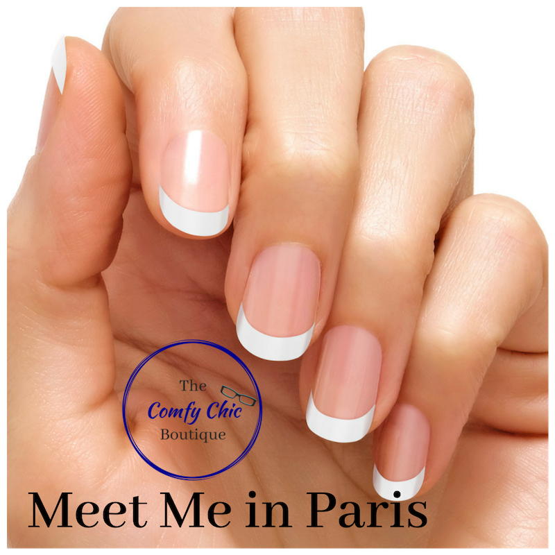 Say bonjour to perfect nails with Meet Me in Paris, a ...