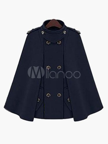 Bigbarry Mens Slim Stand Collar Warm Thick Single Breasted Winter Parka Jackets Coat