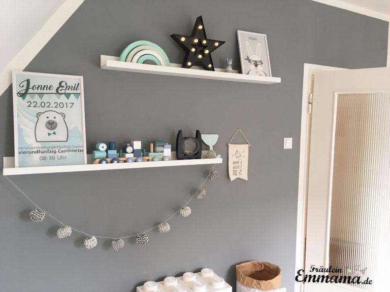 Boy's Room- Impressionen aus dem Babyzimmer – Fräulein Emmama