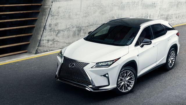 2018 Lexus Rx 350 450h Hybrid Release Date Redesign Price