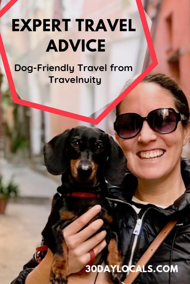 Dog Friendly Travel Advice Shandos From Travelnuity 30 Day Locals Travel Advice Dog Travel Travel