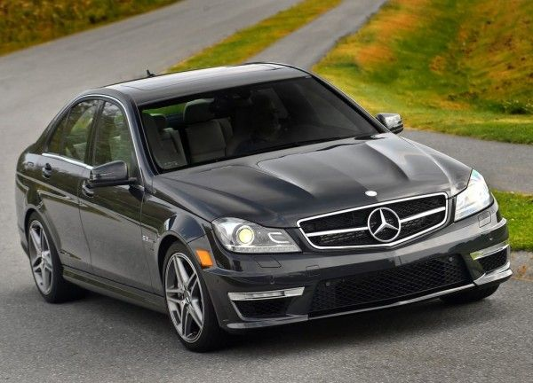 2012 Mercedes-Benz C63 AMG, my kinda zoom zoom