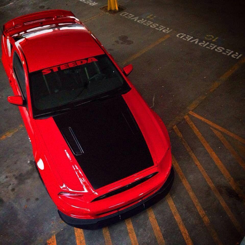 Steeda Mustang, Ford mustang, Sports car