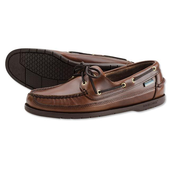 Men's Sebago Boat Shoes / Classic Schooner Boat Shoes