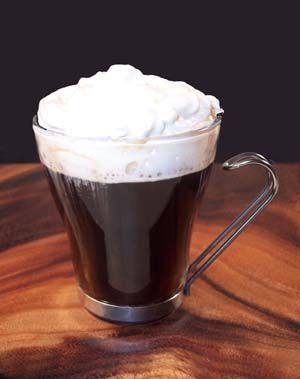 Mexican Coffee  Hot Drink Recipe