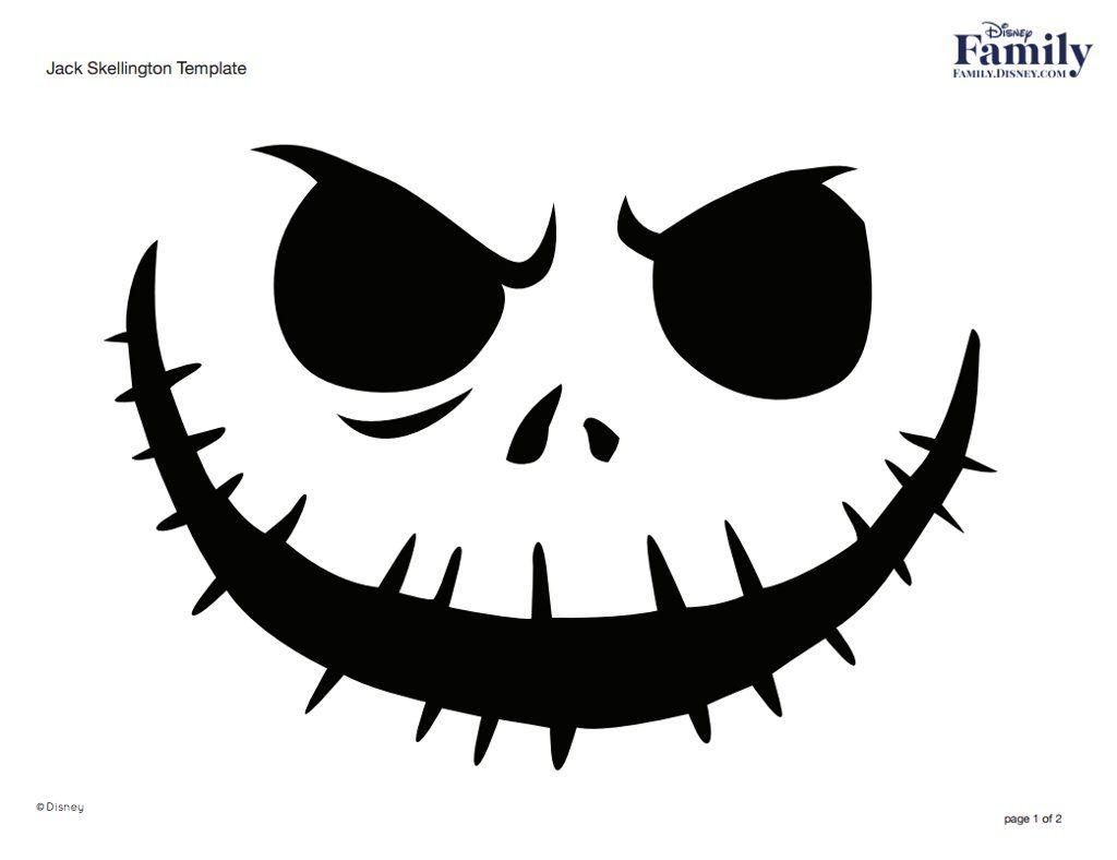 22 Disney Pumpkin Stencils You Can Print For Free ...