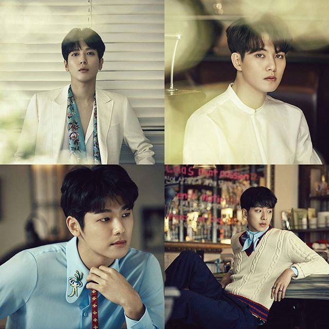 2016-03-25 #CNBLUE 6TH MINI ALBUM [#BLUEMING]  04.04 Release | It's out!! Handsome boys are going to comeback ❤️  #CNBLUE #씨엔블루 #BOICE #보이스  | #정용화 #JungYongHwa #李宗泫 #이종현 #LeeJongHyun #姜敏赫 #강민혁 #KangMinHyuk #李正信 #이정신 #LeeJungShin