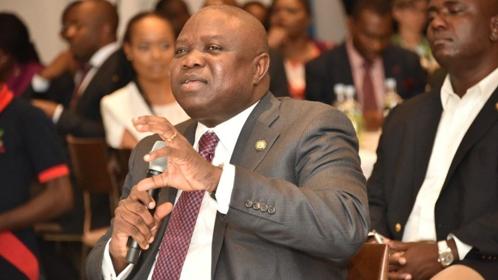 Ambode Governor presents N1046 trn budget proposal for 2018 - budget proposal