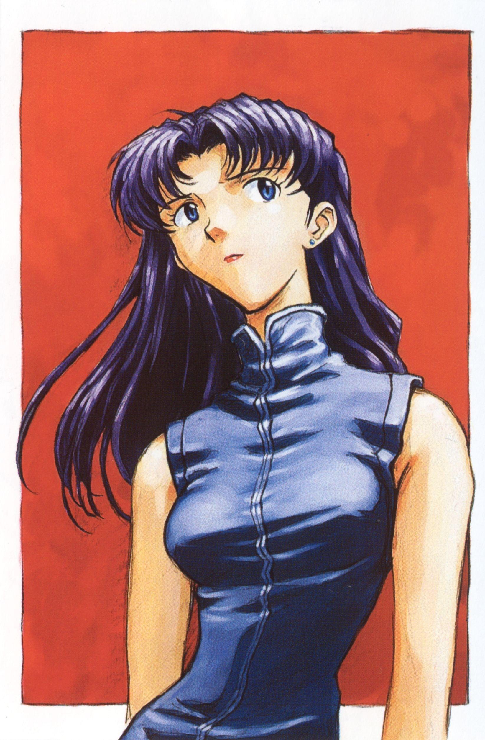 Misato Wallpaper : misato, wallpaper, MIsato, Katsuragi, Evangelion,, Genesis, Evangelion
