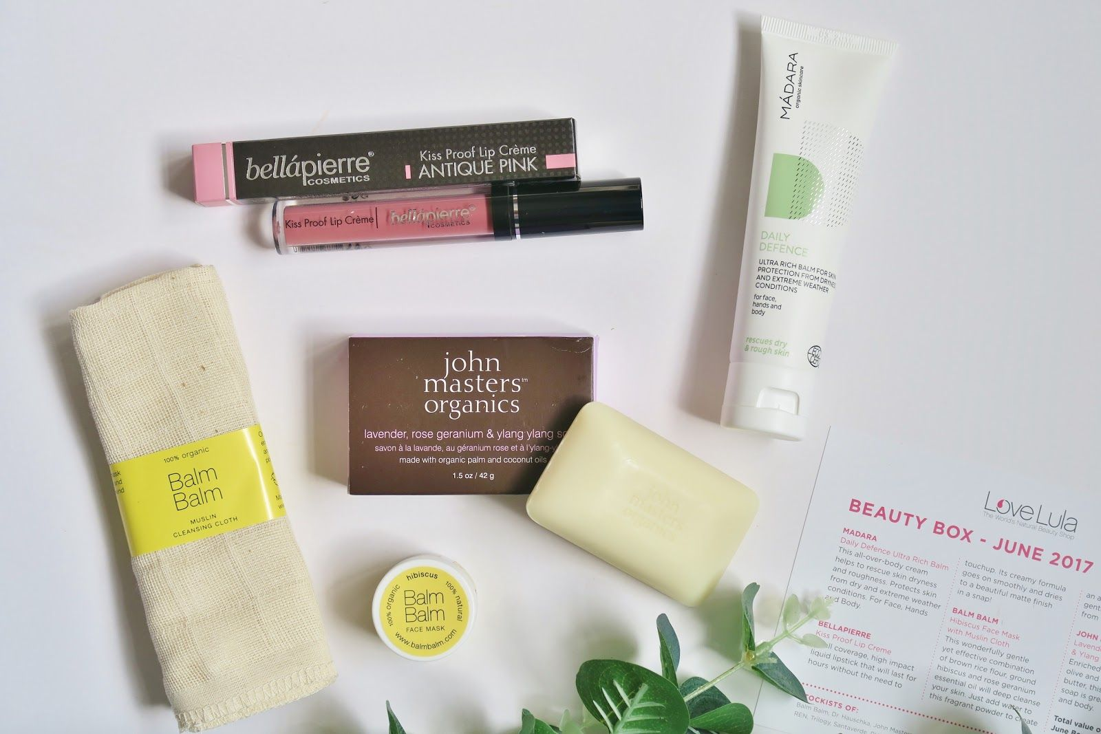 Love Lula June Beauty Box With Images Beauty Box Natural