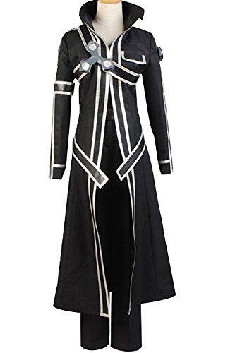 Sword Art Online Kirito Outfit