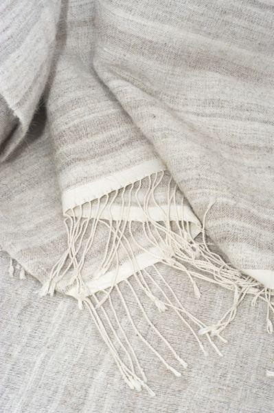 Cashmere and silk scarf fom dakini.no  * https://www.facebook.com/dakinicashmere