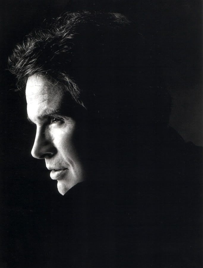 Warren Beatty ~ Greg Gorman