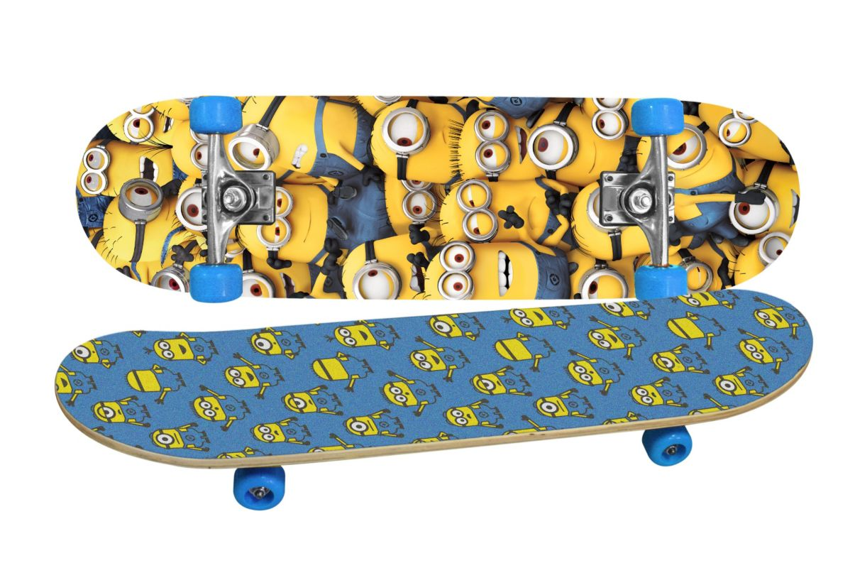 Despicable Me Minions Skateboard - £19.97