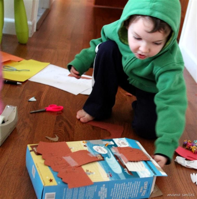 Siblings can make one another handmade gifts to celebrate half-birthdays!
