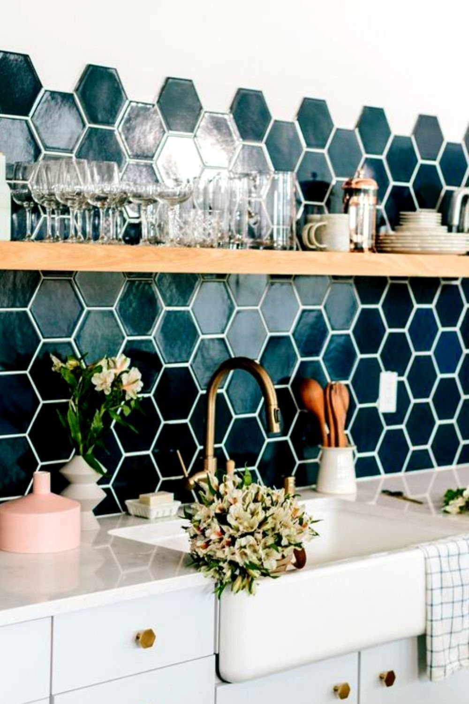 fresh ideas for your kitchen backsplash tile