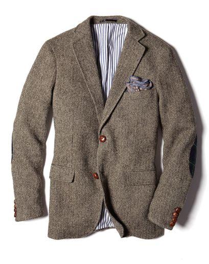 GQ Selects  Tweed Blazer from Gant by Michael Bastian 33680decc08
