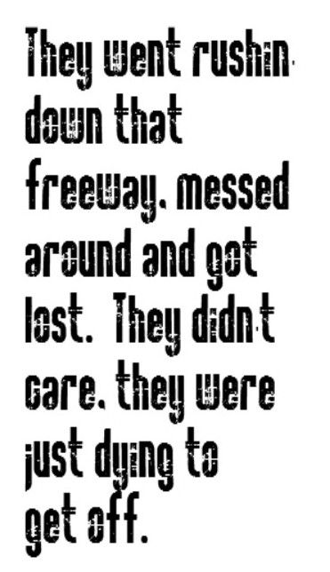 Eagles - Life In the Fast Lane - song lyrics, songs, music