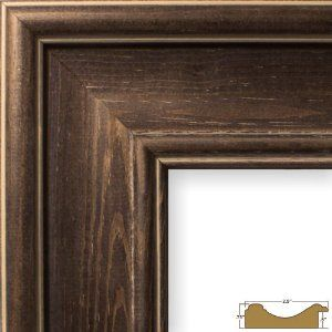 12x18 Inch Picture Poster Frame Wood Grain Finish 2 5 Wide Charcoal Brown 80614967 Amazon Ca Home Brown Picture Frames Craig Frames Picture Frames