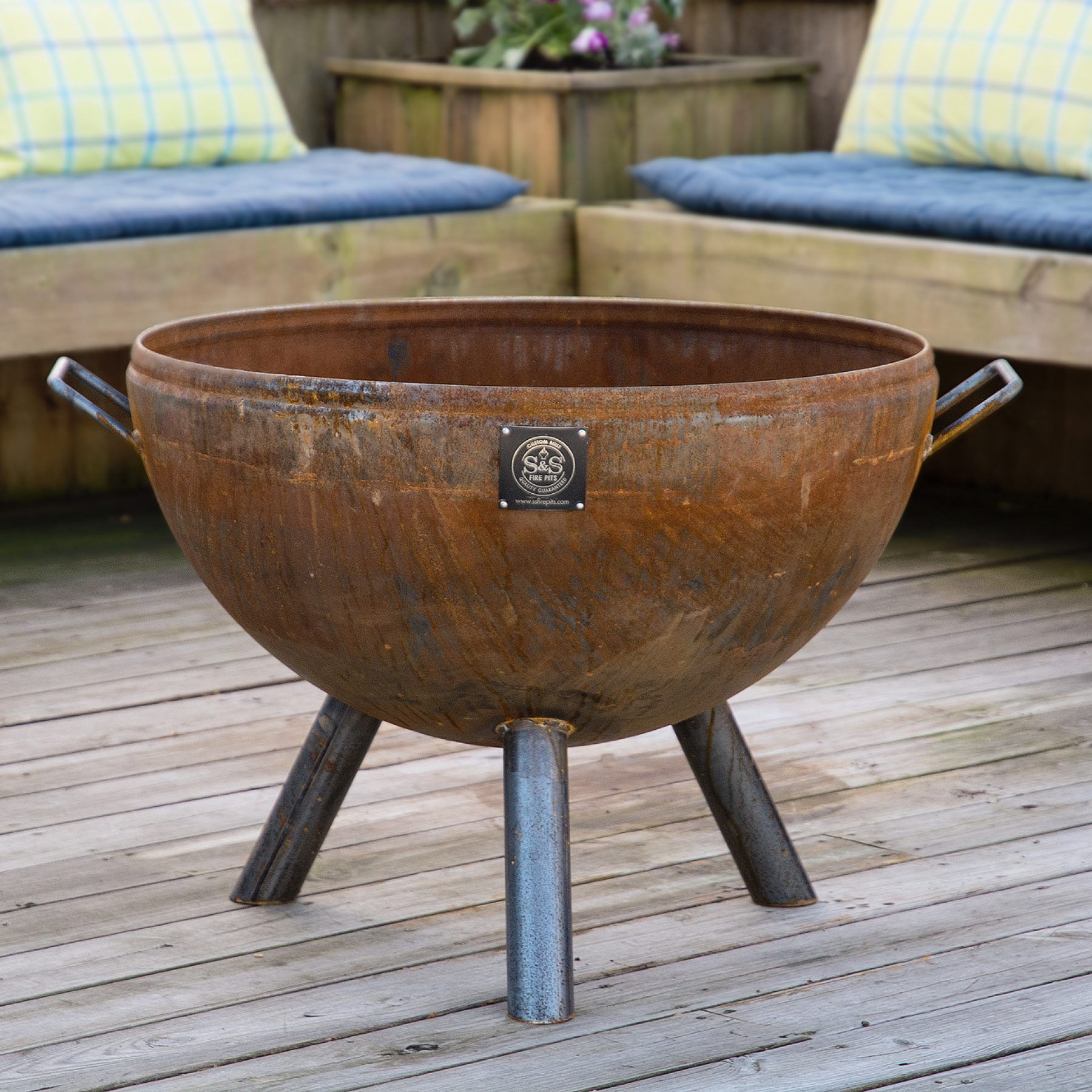 Fire Pit With Lifetime Guarantee Handmade Steel Fire Pit Fire Pits For Sale Custom Fire Pit Fire Pit