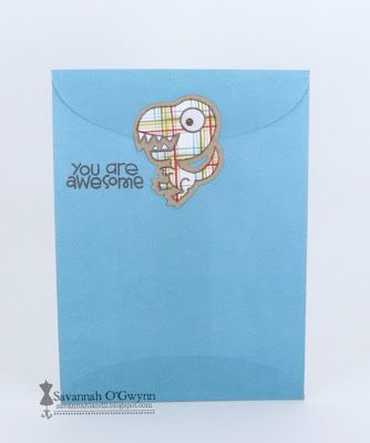 Virtual Smooches: Creating Envelope Stickers {decorating envelopes}