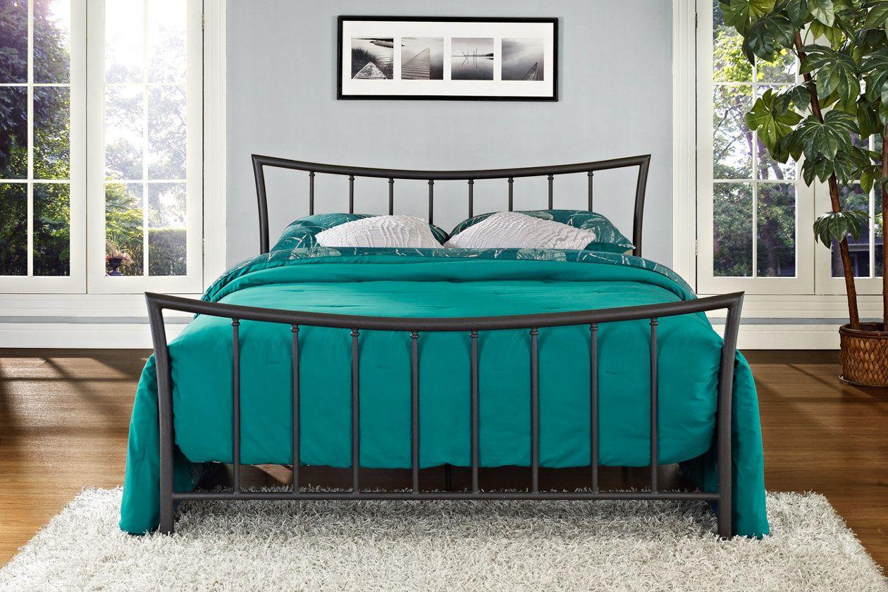 Bali Metal Queen Bed Ashley Furniture Homestore Bed Metal
