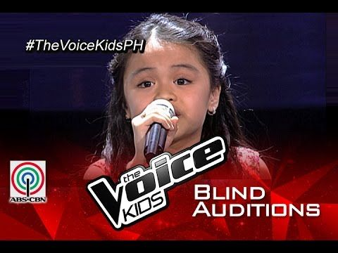 The Voice Kids Philippines 2015 Blind Audition Home By Esang Music Competition Kids Talent The Voice