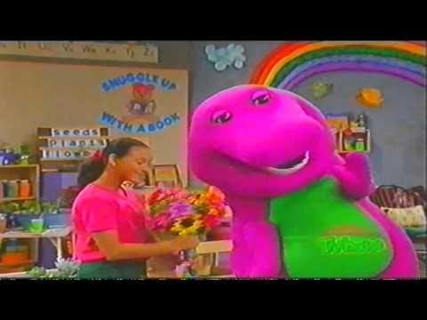 Barney songs what makes a flower so pretty pre spring barney songs what makes a flower so pretty mightylinksfo