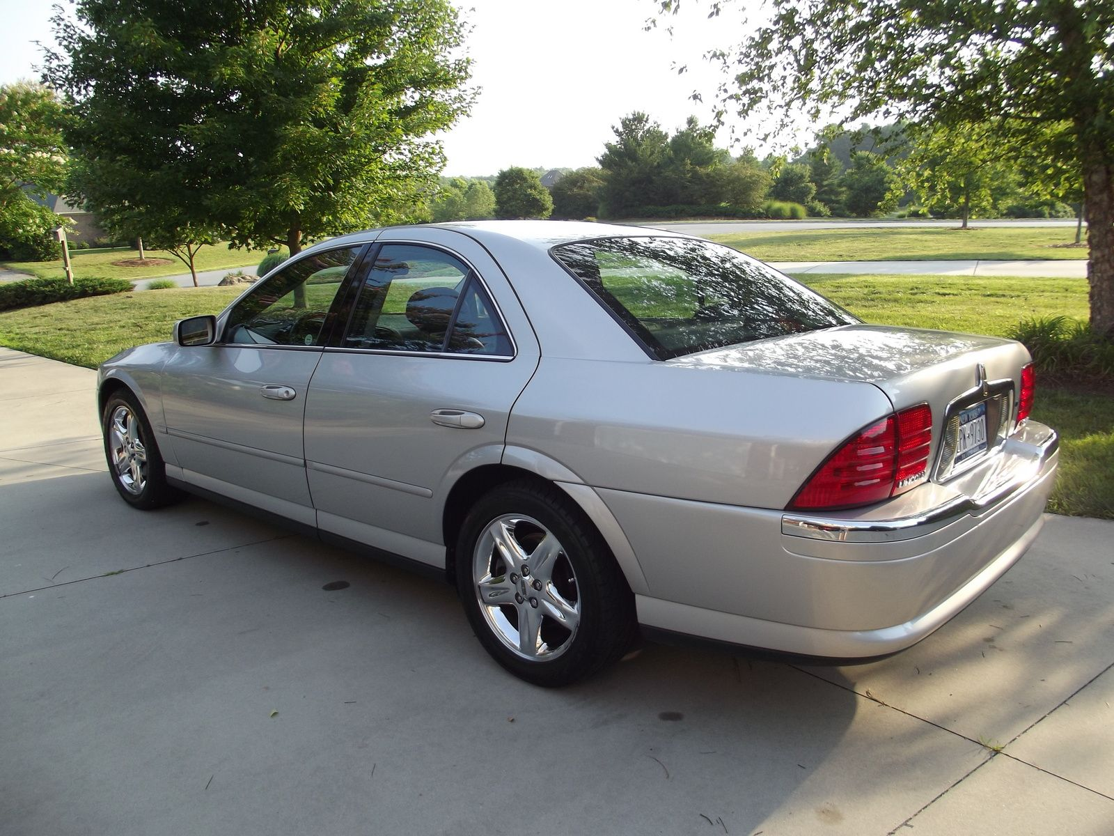 2002 Lincoln Ls Picture Of 2002 Lincoln Ls V8 Exterior Cars