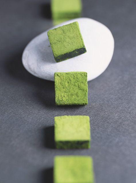 Asiatisches Teekonfekt   Zeit: 1 Std. 50 Min.   http://eatsmarter.de/rezepte/asiatisches-teekonfekt