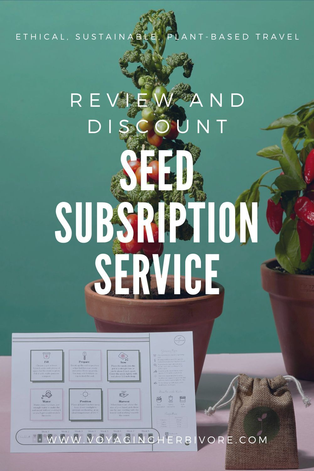 Hello Seeds UK Plant Subscription Box Discount in 2020