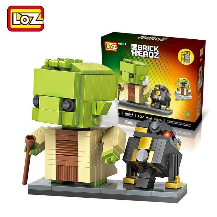 Starwars Darth Vader Mini Block Figure for Lego