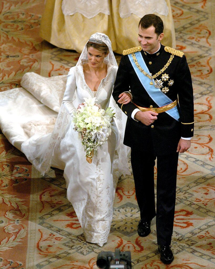 Kate Who? See Queen Letizia\'s Best Moments | Queen letizia, Madrid ...