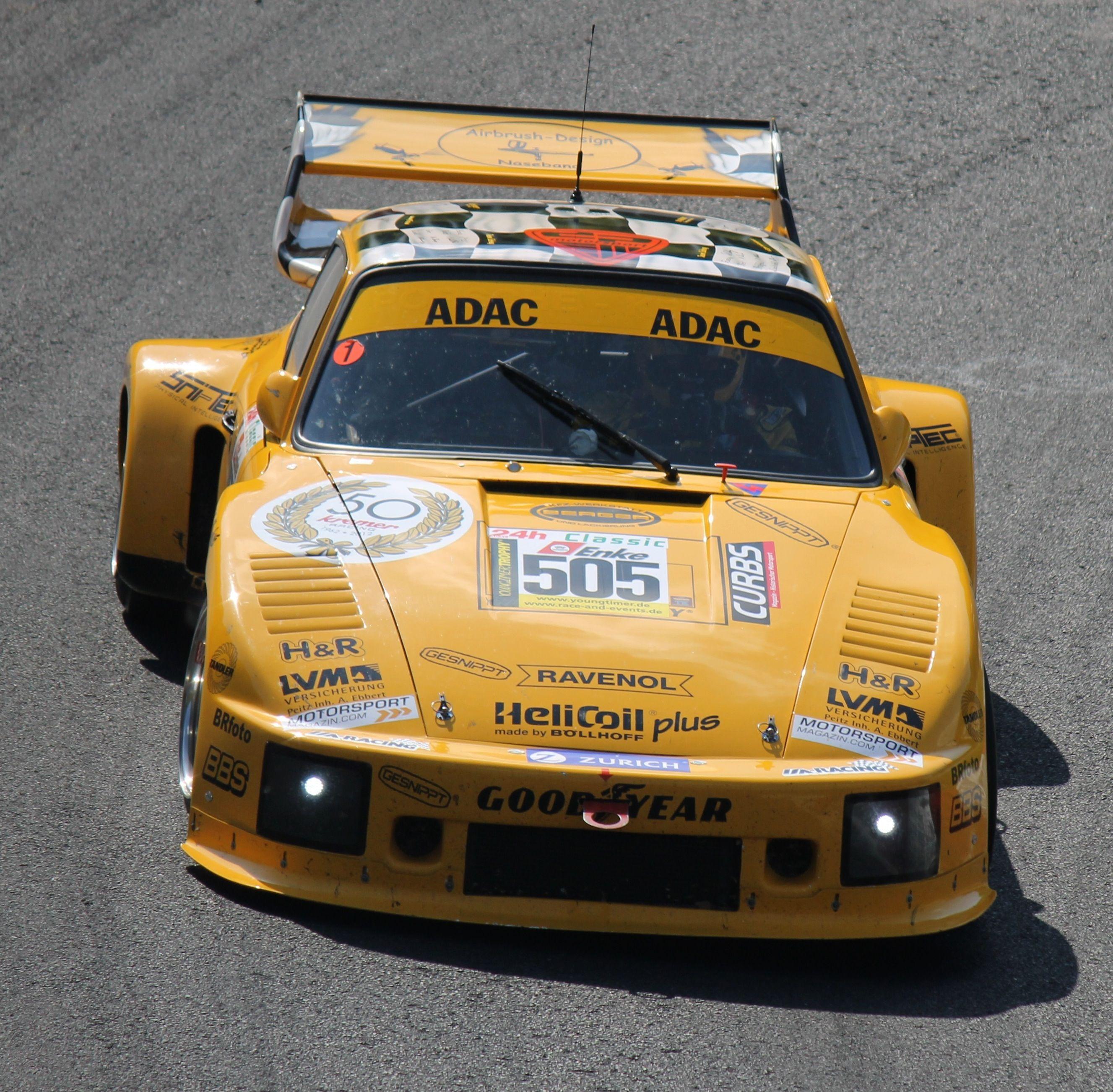 Kremer Porsche 935 K1 My Little Parking Lot Pinterest