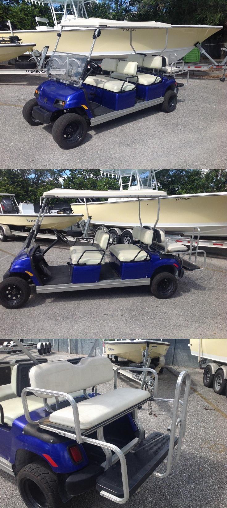lifted 2006 Yamaha golf cart Yamaha golf carts, Golf