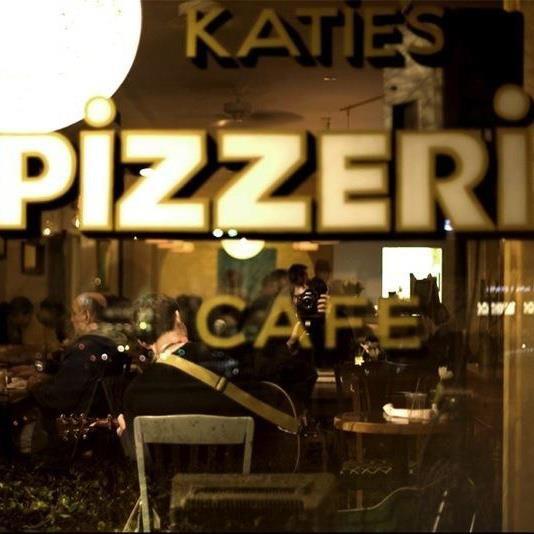 Katie's Pizzeria Cafe - Home