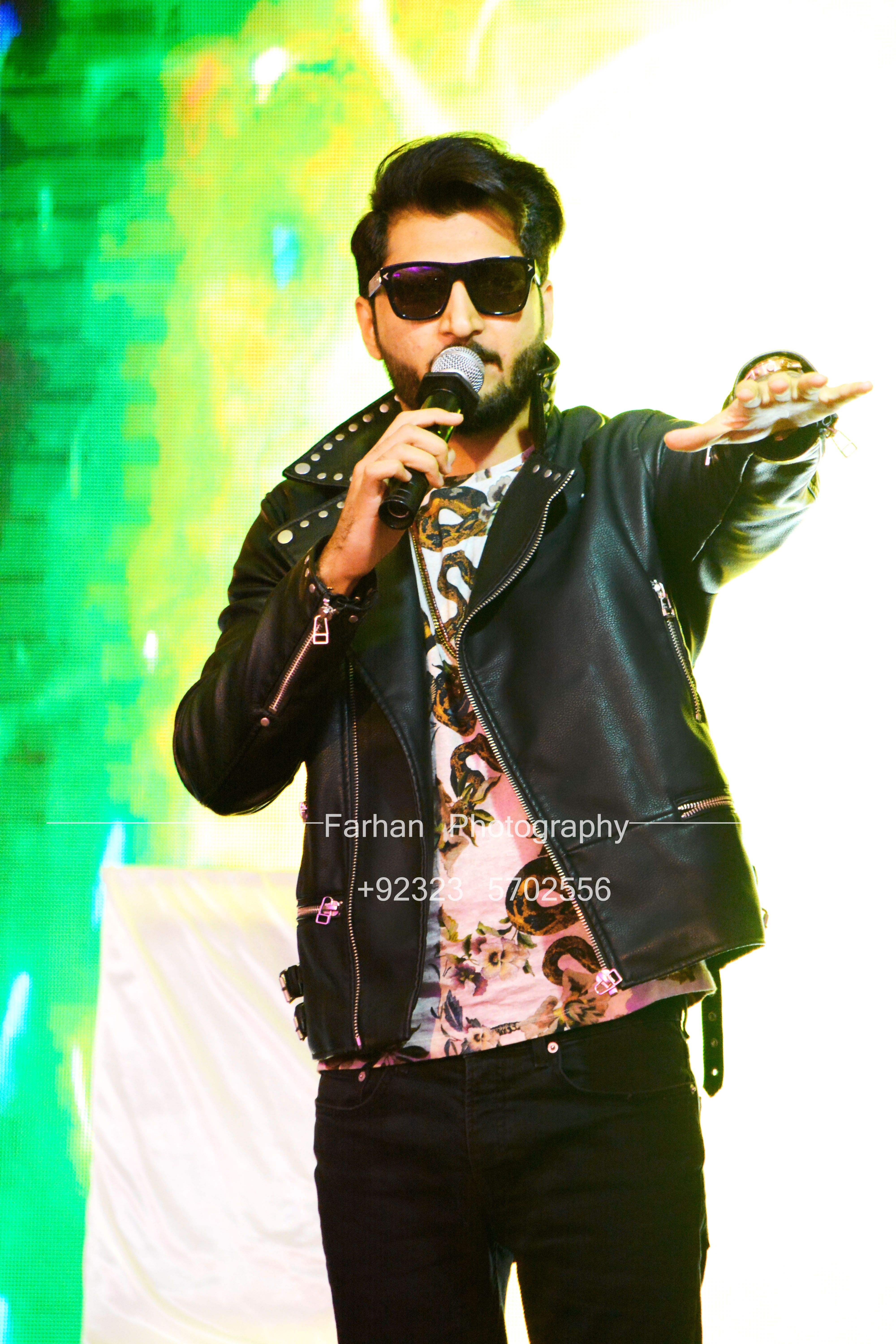 Concert of Bilal Saeed  #concert #Bahriaenclave #Islamabad